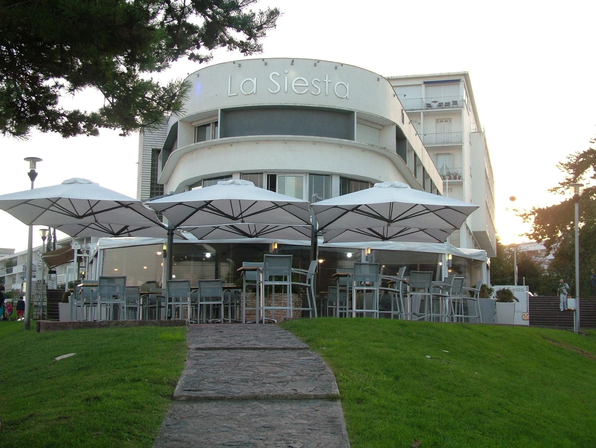 Carte Restaurant La Siesta Royan